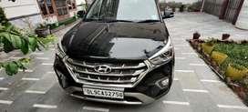 Hyundai Creta 2019 Diesel 14500 Km Driven