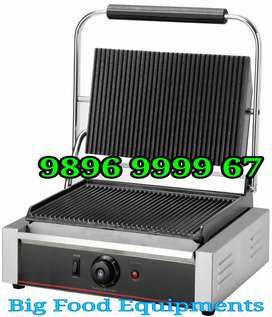 Commercial Sandwich griller, juice mixer shake blender Chinese counter