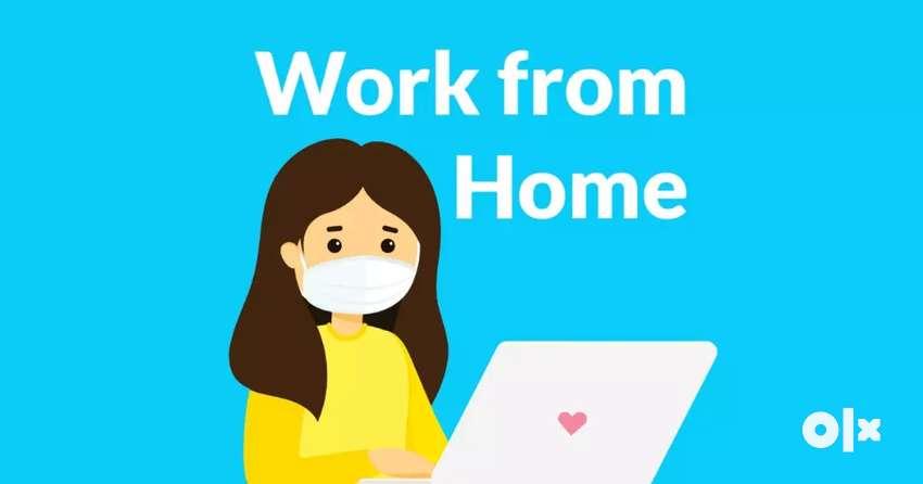 SIMPLE HANDWRITING WORK & TYPING WORK 0