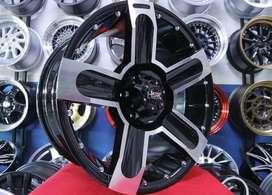 Velg Mobil R18 For Xpander CRV Rush PCD 5x114,3