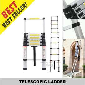 Aluminium Telescopic Multi-Purpose Single Ladder ( Whole Sale Dealer )