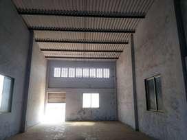 First floor Industrial Gala / Godown / warehouse in sativali at vasai.