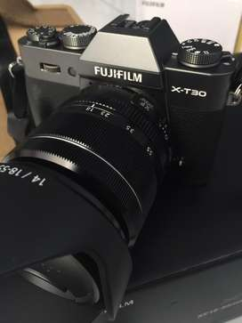 Fujifilm XT 30 kit 18-55mm