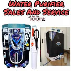 Free demo at ur doorstep with water testing