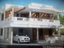 PURANATTUKARA, Thrissur, 15 cent, 4250 sqft, 5 BHK, 2.30 Cr. Negotiabl