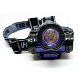 Senter Kepala Led terang Glare Miner V3 High Power Headlamp Cre 3W iw1