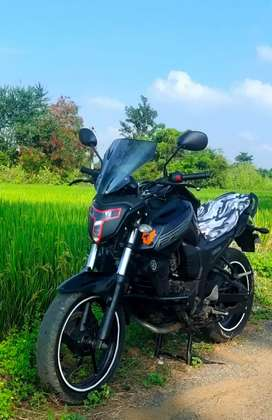 YAMAHA FZ single owner engine is very good condition