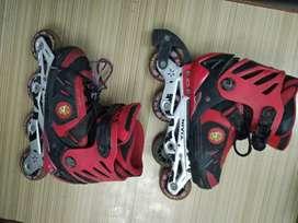Nivia Inline skates