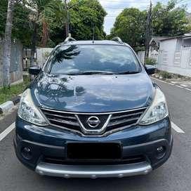 Nissan grand livina X - Gear 2014 AT