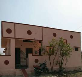 30/40 na plot ground floor load bearing two portions one bhk and 2bhk