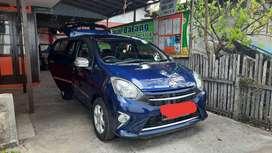 Dijual mobil agya manual type G tahun 2014