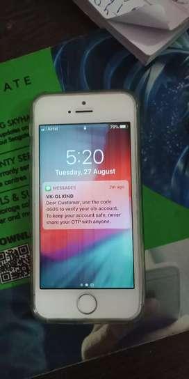 Apple phone 5s