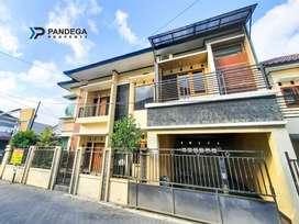 Rumah Lingkungan Mewah di Jln Kaliurang Km.5 Dekat UGM, Ringroad