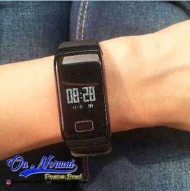 smartwatch F1 jam tangan kesehatan smart watch mi band digital amazfit