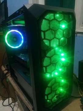 PC Gaming intel Core i5 9400F 16Gb /ssd 240/1Tb hdd GTX 1050