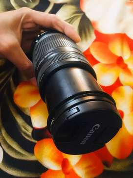 Canon 55-250 for sale