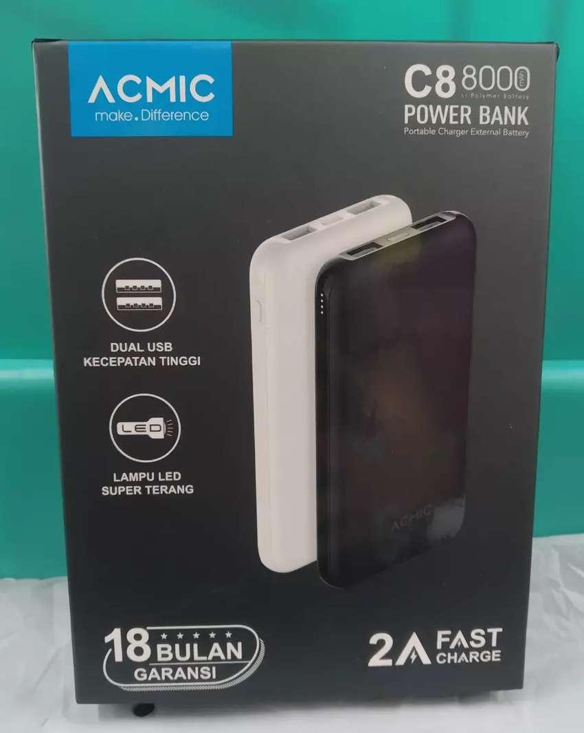 Powerbank ACMIC C8 8000mAh 0