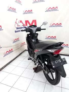 UNIT SUPRA X 125 FI hitam 2018 # AM raya bratang jaya 44#