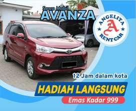 Sewa Rental Mobil Jakarta Avanza Plus driver Hadiah emas