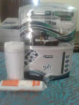 Drink pure Be Sporty.Aquafresh RO water purifier