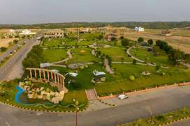 GRAND CITY Kharian 3-Marla plots for sale