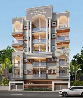 Super Deluxe 3BHK Flats For Sale At Mehdipatnam