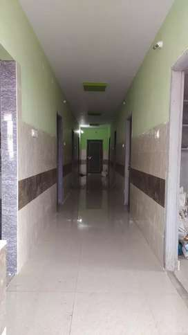 Tolet for bachelors and working men.office space in 1st floor