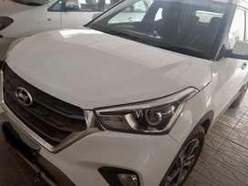 Hyundai creta sx 1.6 AT CRDi