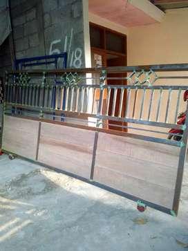 Melayani pekerjaan pembuatan pagar minimalis dll