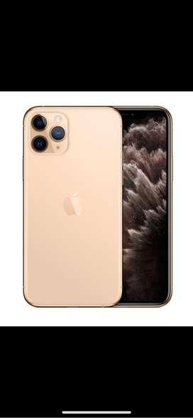 Brand New Iphone 11 pro Gold 256gb