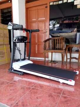 Gress New Treadmill elektrik dua fungsi Fitnes New Venice