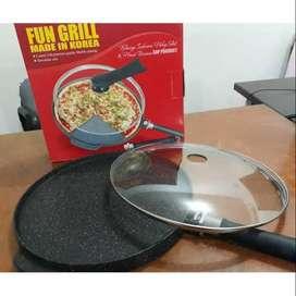 Fun Grill Untuk BBQ/Sate/Pizza - SAP Products (Harga Termurah)