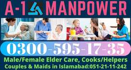 A-ONE MANPOWER SERVICES. Driver  Nanny  Couples  Security guard
