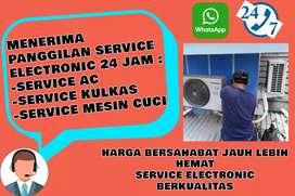 Service Mesin Cuci Servis Kulkas AC tidak dingin Lakarsantri Surabaya