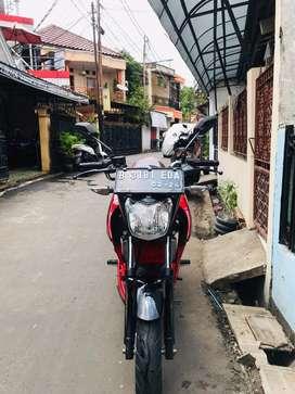 Yamaha Vixion 150cc Ks Ymjet_Fi Thn 2014 Kondisi 98% Mulus & gress
