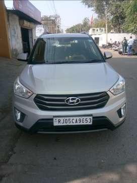 Hyundai Creta, 2016, Diesel