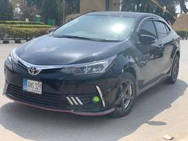 Genuine Altis with lowest installment Amount for sale