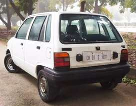 Maruti (DX) With  A/C Top Model Passing 2022 till