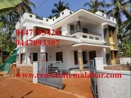 New houses near Kunnamangalam Chevayoor Kovoor Easthill