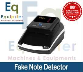 Fake Currency Detector / Counterfeit Detector / Currency Counter