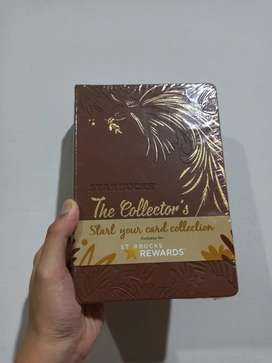 Starbucks Card Album New