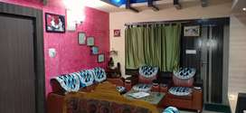 3 bhk fully furnished flat at patia