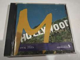 cd audio Hollywood movie hits