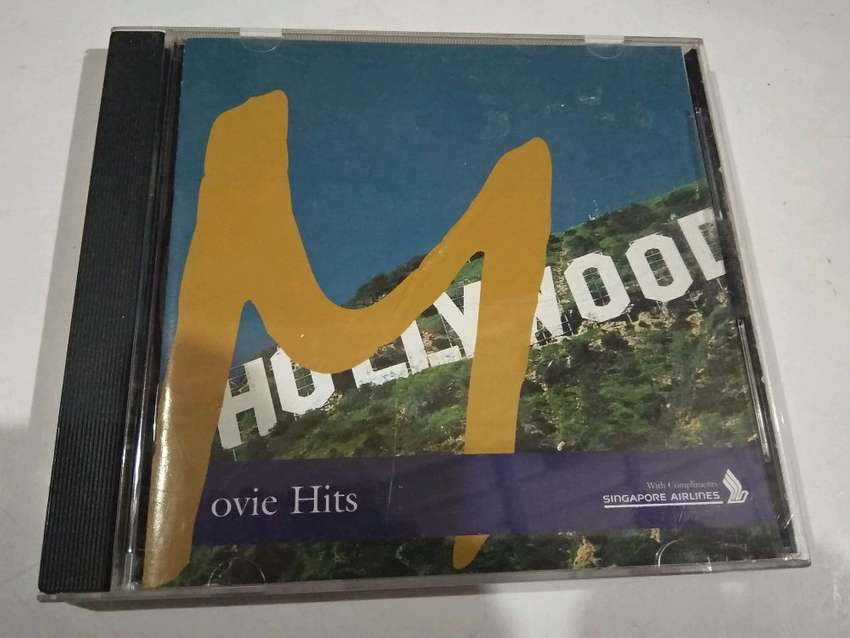 cd audio Hollywood movie hits 0