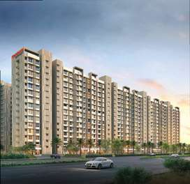 2 BHK Flats in Kalyan, Near Metro Station - Mahindra Happinest Kalyan