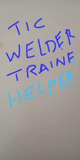 Tic Welder Helper