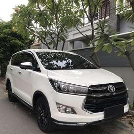 Low KM Pajak Panjang Plat Jateng Innova/Inova Venturer AT Diesel 2018