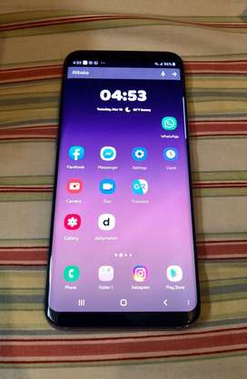 Samsung s8 plus in mint condition