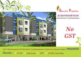 Ready to Move Flats at Tambaram