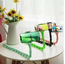 Mobile phone holder multi functional